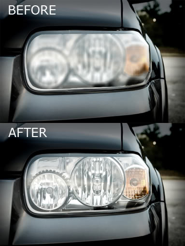 Headlight Restoration Mobile,Alabama